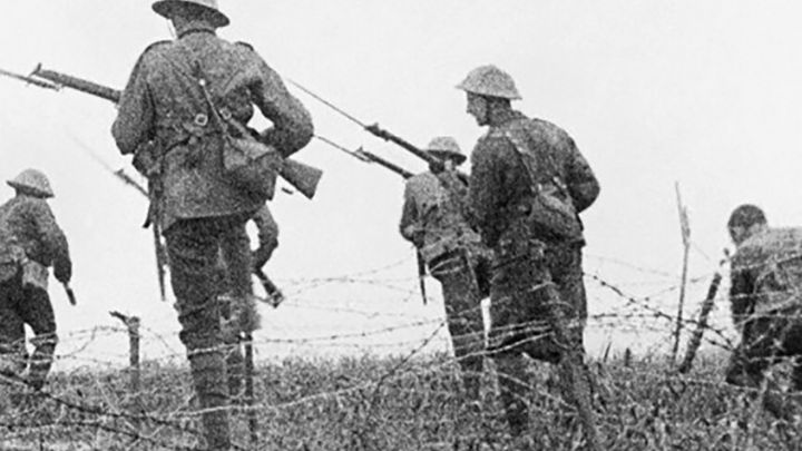 One Hundred Years On: Britain and the First World War