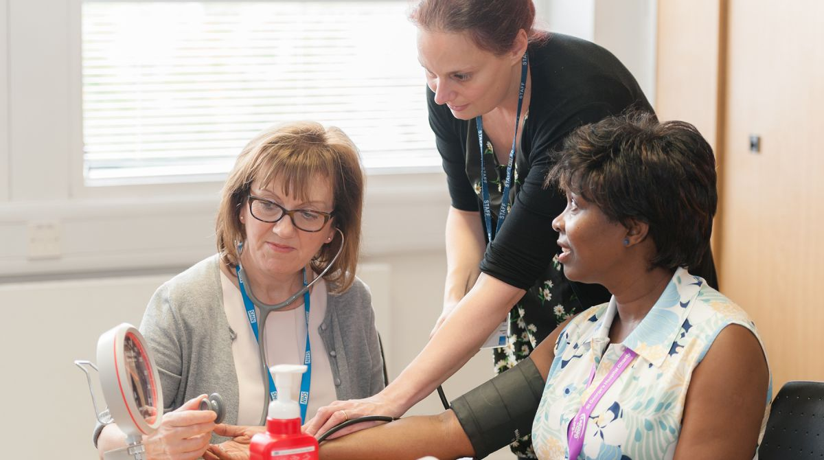 Kingston University and St George's, University of London lead the way in training nursing associates for new role set to transform care workforce