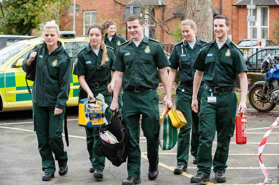 'No health without mental health': Supporting wellbeing and emotional resilience in student paramedics