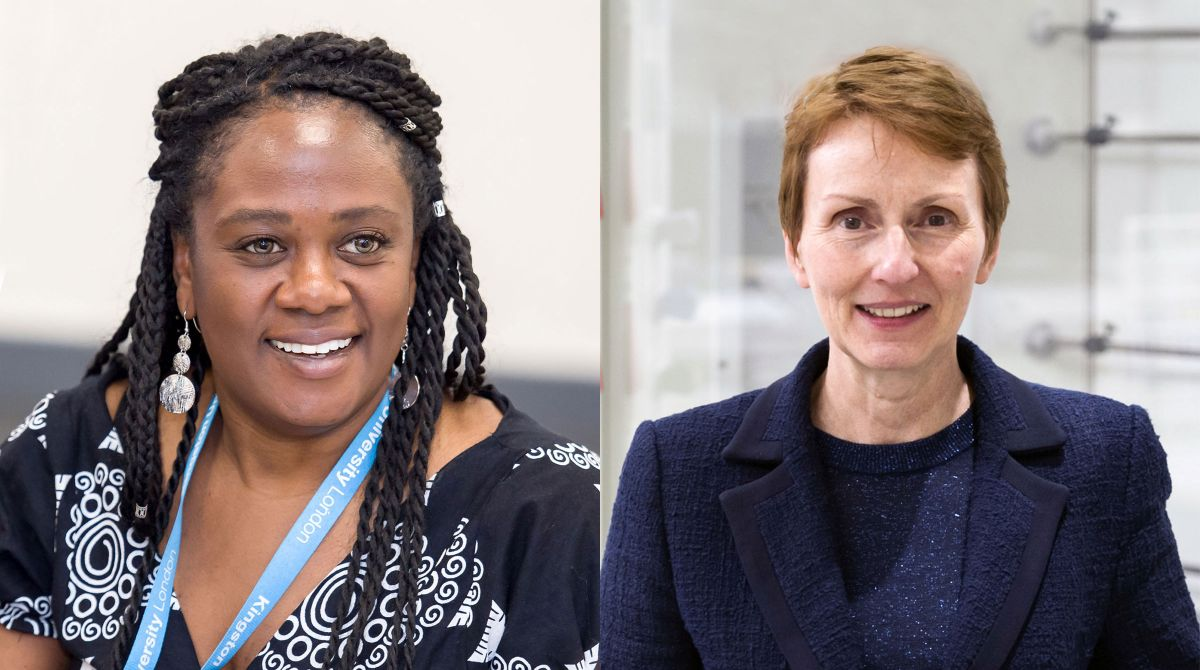 Entrepreneurial nurse innovator Neomi Bennett and honorary graduate Helen Sharman among Kingston University stars recognised in New Year's Honours list