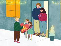 Kingston School of Art graduates help John Lewis and Waitrose give a little love in animated advert promoting charitable Christmas campaign