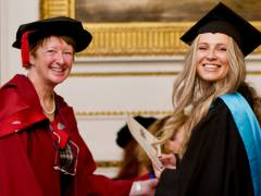 Kingston Business School celebrates graduation of next generation of Russia's business leaders from Moscow MBA