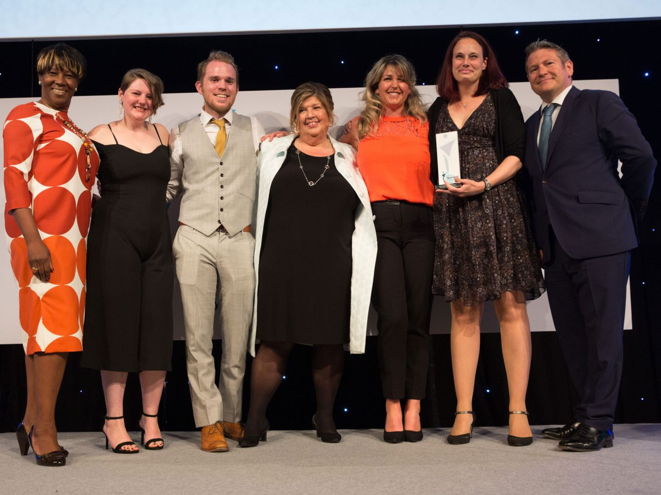 Kingston and St George\'s Nursing Associate programme was awarded Nursing Associate Training Programme Provider of the Year