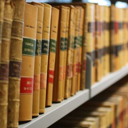 Archived collections of law resources