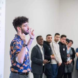 Bright ideas from Kingston University students celebrated at annual awards ceremony