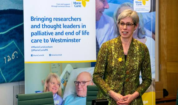 End of life and palliative care for people with learning disabilities needs improving, Kingston University and St George's, University of London expert tells House of Lords lecture