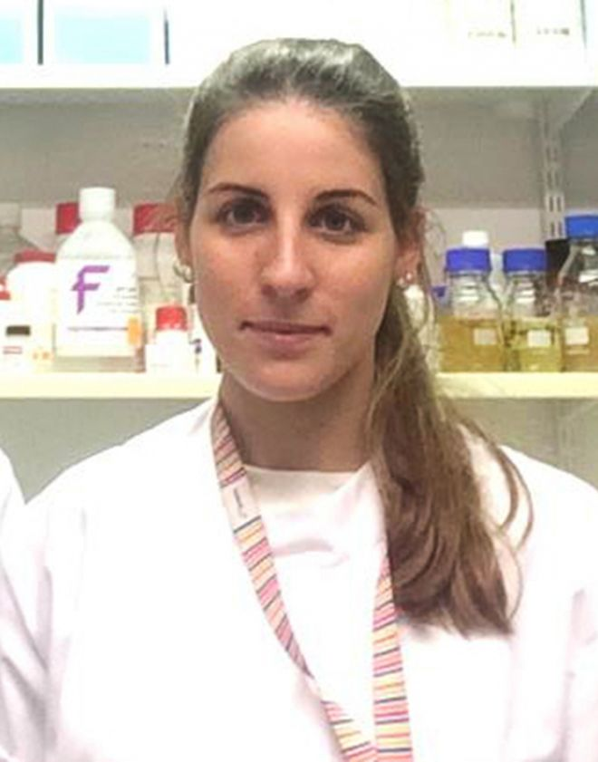 Kingston University microbiology PhD student Ana Vieira wanted to investigate the relationship between Campylobacter and amoebae to better understand how the bacteria survives in the environment.