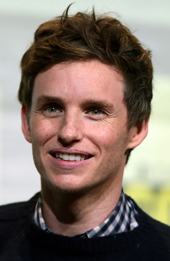 Picture of actor Eddie Redmayne