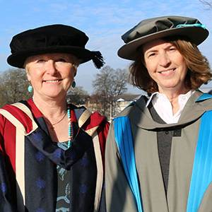 Leading US journalism educator Debora Wenger receives first PhD by Prior Publication from Kingston University's School of Humanities