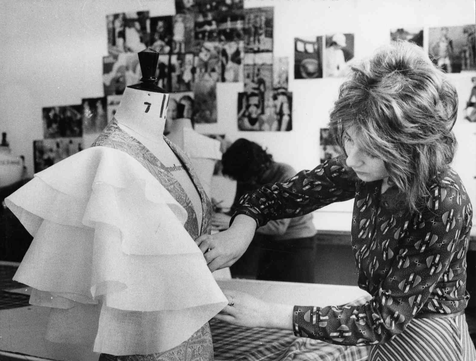 1970s fashion studio - Knights Park