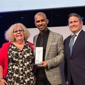 Kingston University and St George's, University of London win three awards at national Student Nursing Times Awards