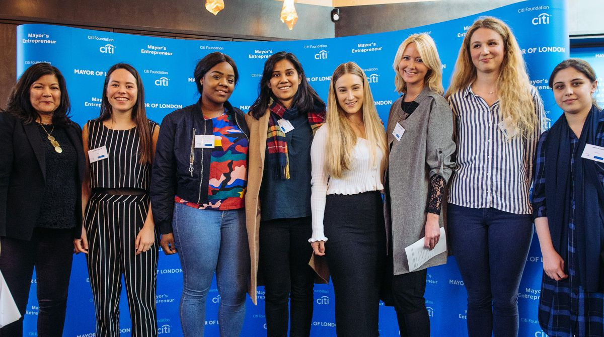 Enterprising Kingston University graduates secure business mentoring as part of Mayor of London's programme marking centerary of women's right to vote