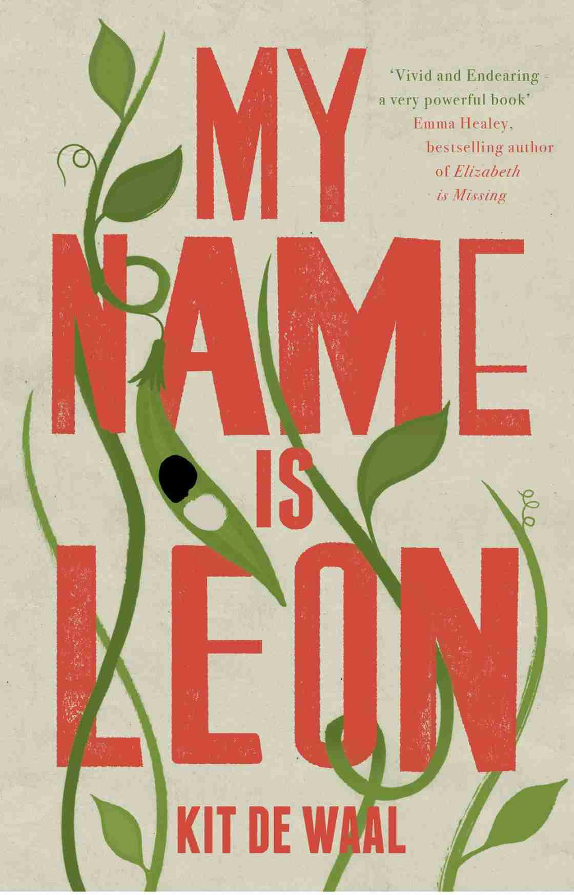My Name is Leon by Kit de Waal - Big Read 2017 winner