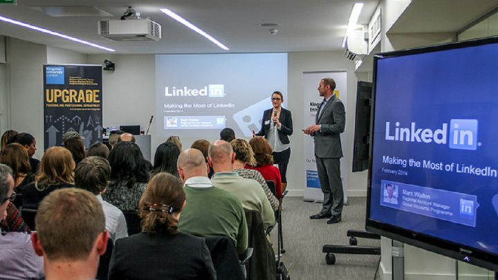 Upgrade Masterclass: How to use LinkedIn for Business, Marketing, and Professional Networking