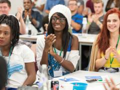 Kingston University applauded for commitment to opening up education to underrepresented groups at UK Social Mobility Awards