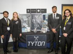 Pitch perfect – Kingston University postgraduate business start-up picks up gong at Young Enterprise national final