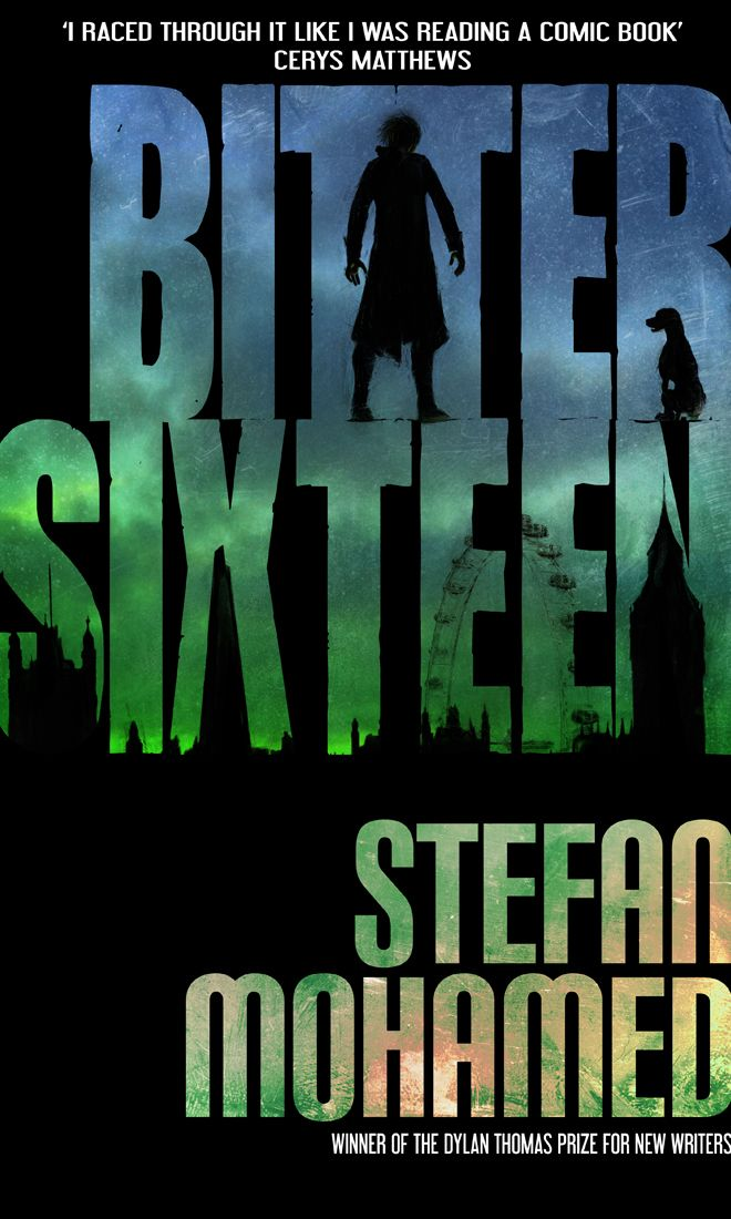 Stefan is now working on two sequels to Bitter Sixteen, which he hopes will be published during the next two years.