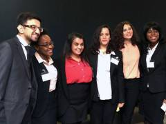 Kingston University students show off enterprising excellence around the country