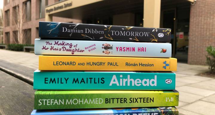 Next chapter of Kingston University's Big Read project reveals six shortlisted page turners