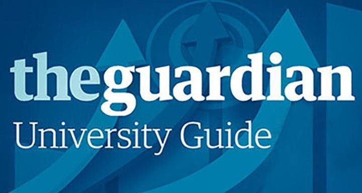 Kingston University leaps 23 places in Guardian University Guide rankings – with sport science, pharmacy, journalism, fashion and design top in London