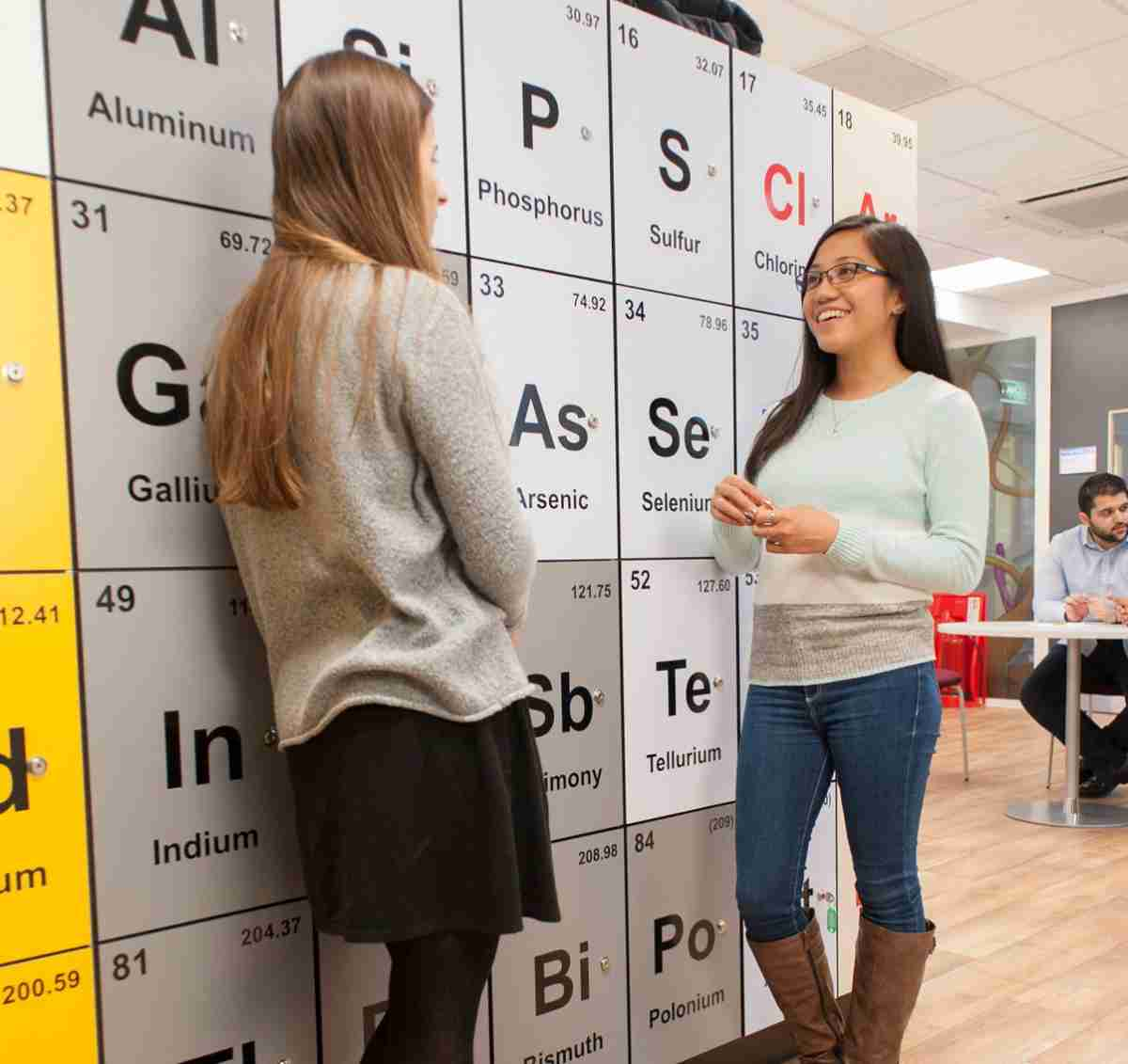 Chemistry BSc(Hons) degree course - London undergraduate