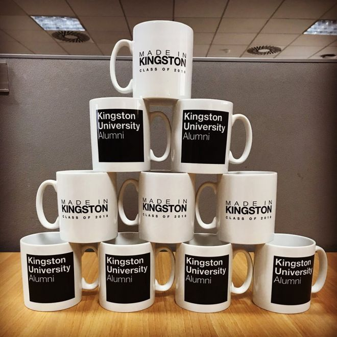 Made in Kingston mugs