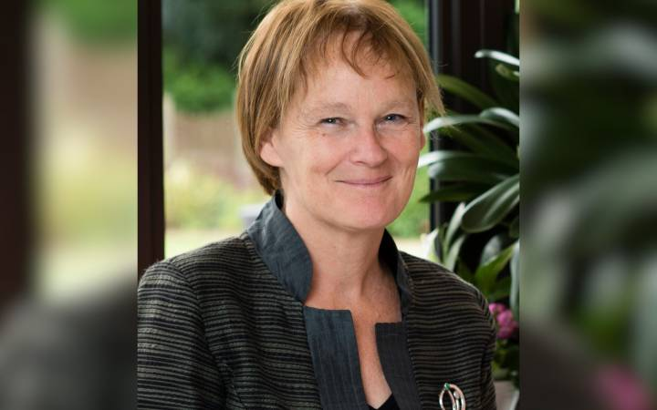 Health and social care expert Professor Fiona Ross CBE appointed Emeritus Professor at Kingston University and St George's, University of London