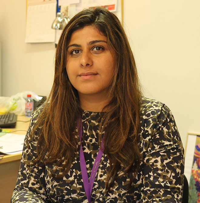 Dr Tushna Vandrevala believes society has a duty of care to ICU healthcare professionals.