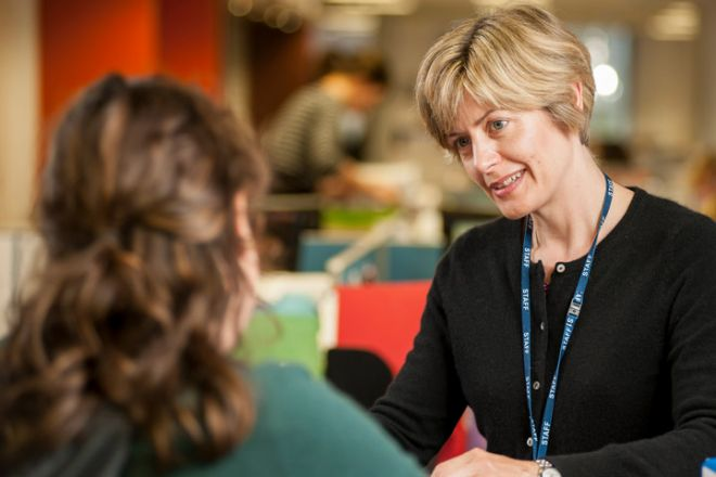 We offer many services to ensure your wellbeing during your time at the university