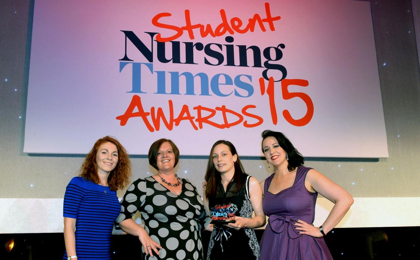 Laura Hart - Student Nurse of the Year: post-registration