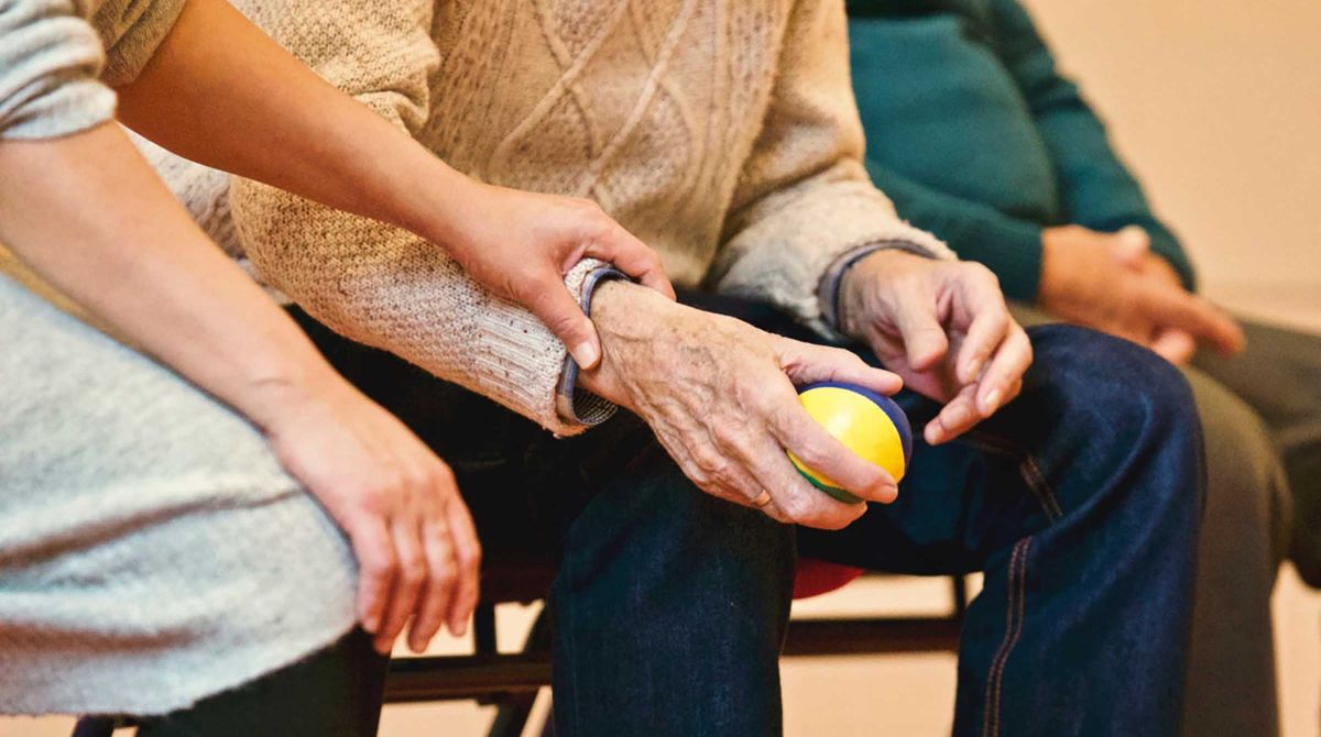 Are the UK's carers in crisis? Psychologists, support workers and researchers explore ways to improve support at Kingston University event