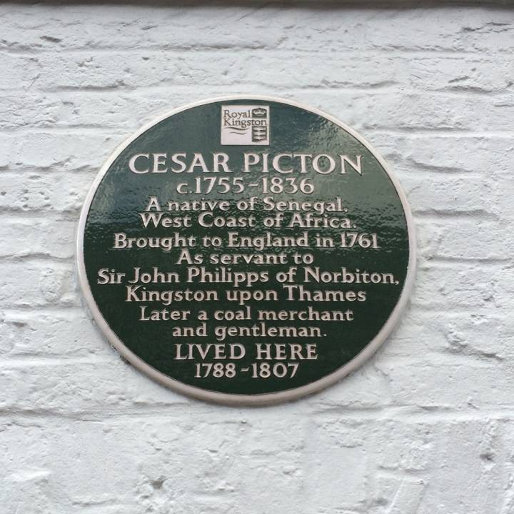 Africans in Georgian London: Cesar Picton and his World in Film and Records