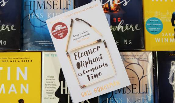 Sunday Times bestseller Eleanor Oliphant is Completely Fine by Gail Honeyman named latest  Kingston University Big Read novel