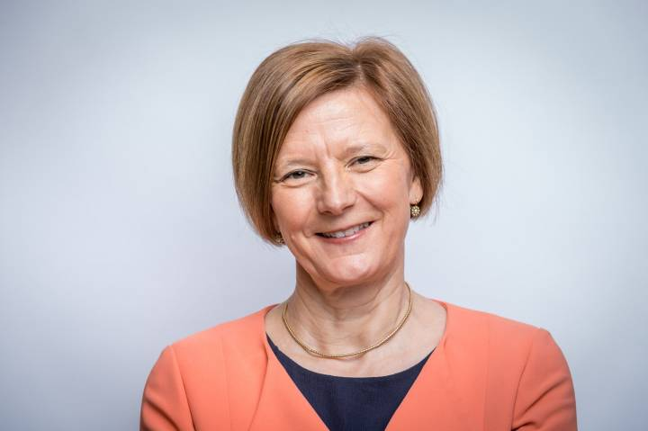 An audience with Helen Boaden, BBC director for radio
