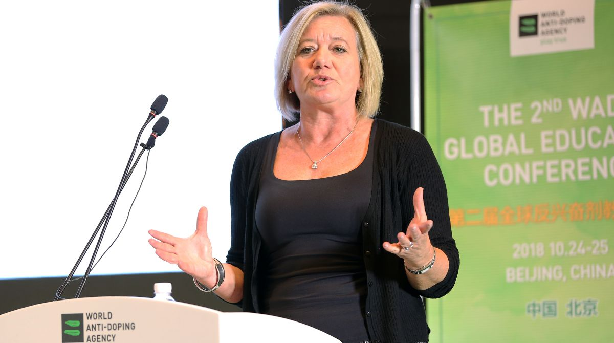 Shifting focus from catching cheats to positive education key to protecting clean sport, Kingston University expert tells World Anti-Doping Agency conference