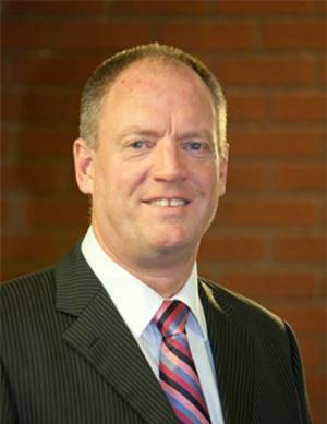 Bridgwater and Taunton College principal Mike Robbins