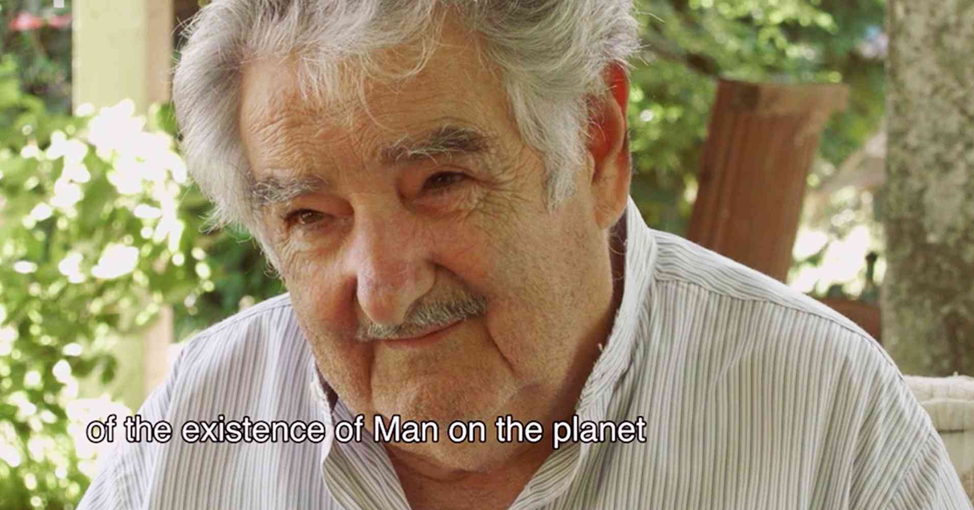 'Politics, Economics and Environment'. Documentary. Section from 3 hour interview with Pepe Mujica, President of Uruguay - A unique interview with one of the most enigmatic and profound political figures of the 21 century.