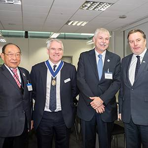 Kingston University showcases facilities to Korean delegation during visit organised through link up with Kingston Chamber of Commerce