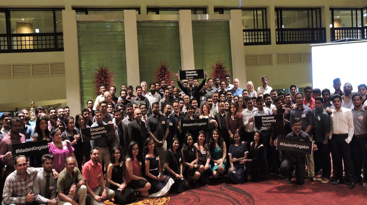 Kingston alumni celebrate partnerships and community in Sri Lanka