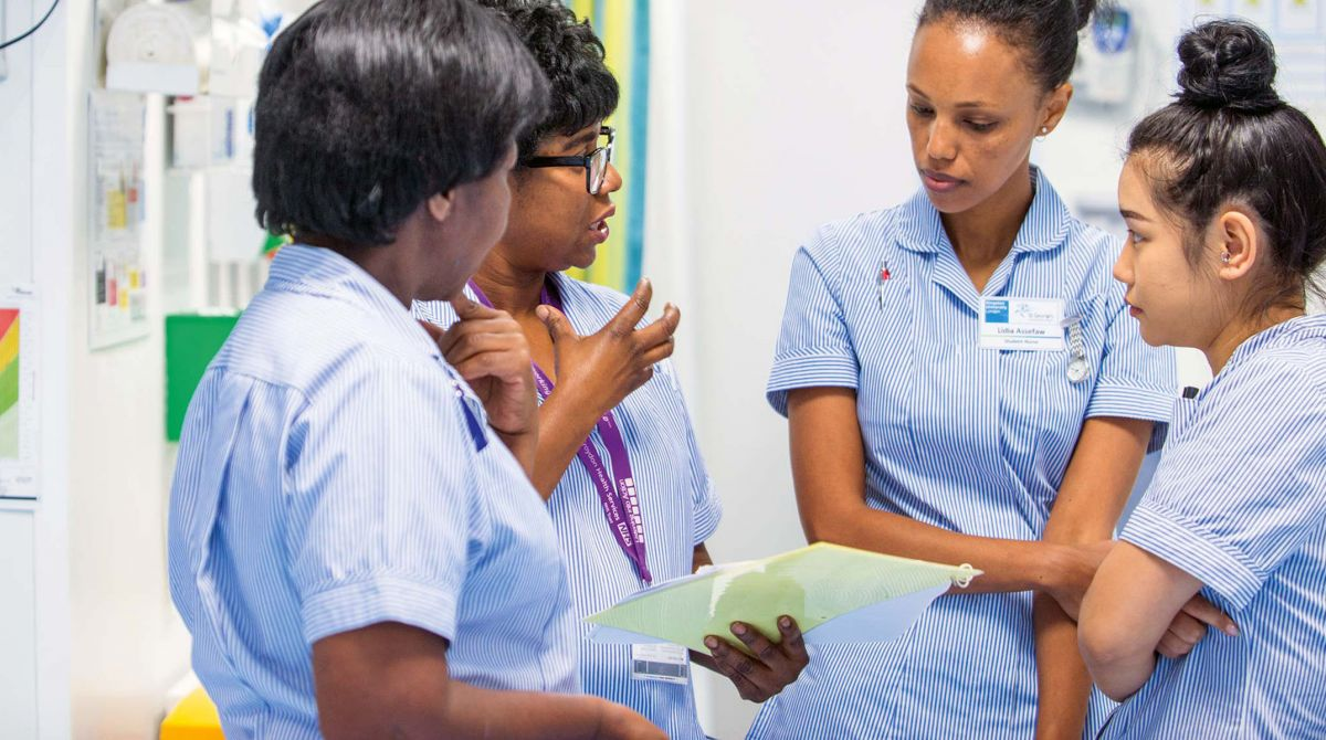 Kingston University leadership training programme for black, Asian and minority ethnic mental health nurses up for Royal College of Nursing award