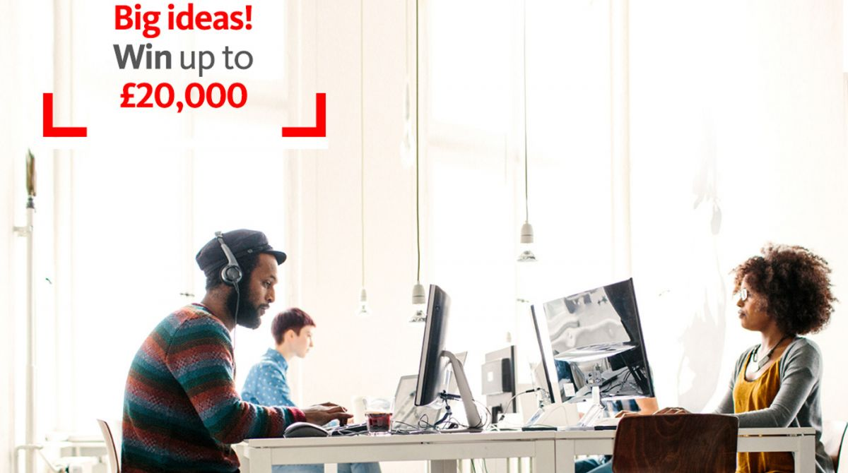 Win big with your Big Ideas for Santander