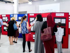 London Leaders Award Public Exhibition 2019