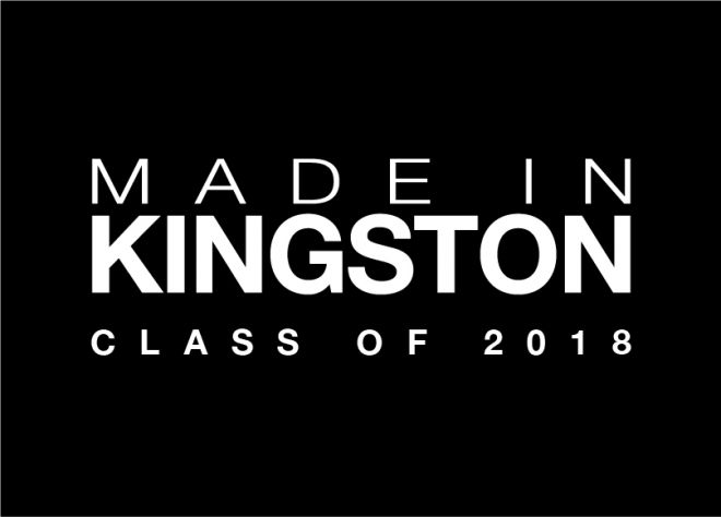 Made in Kingston: Class of 2018