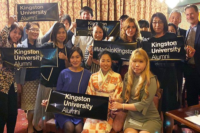 Kingston is Global 2019 celebrations in Tokyo