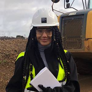Kingston University construction management student who swapped accountancy career for design honoured at Women in Property awards