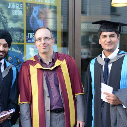 Business and Law graduation ceremonies