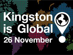 Kingston is Global 2020