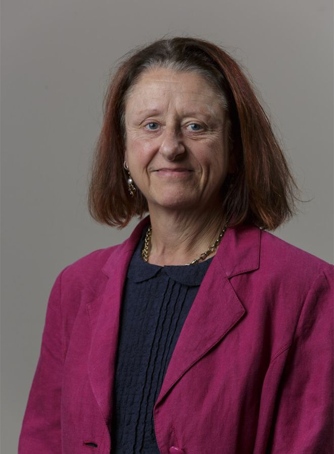 Kingston University research associate Professor Kym Jarvis