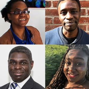 Black History Month - students, staff and alumni share stories of the influential Black people who have inspired them