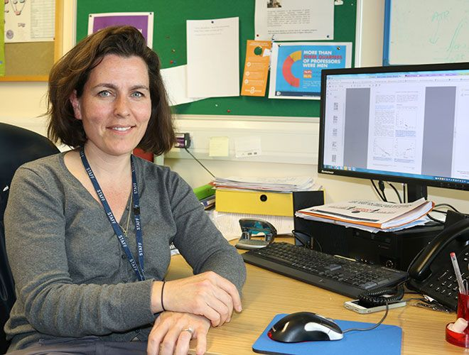 Dr  Francesca Arrigoni has been shortlisted for Outstanding Research Supervisor of the Year.